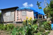 Damage from Hurricane Maria was devastating to poor households in the mountain regions of Puerto Rico