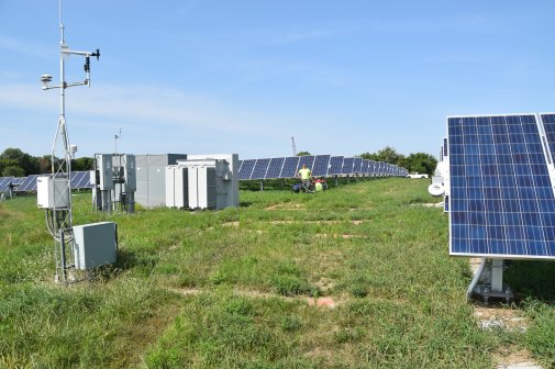 2.3-MW Rock River Solar Plant