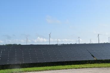 20-MW Thin-Film Solar in Grand Ridge